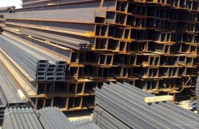 SS400, SM490 H Section Steel Beam
