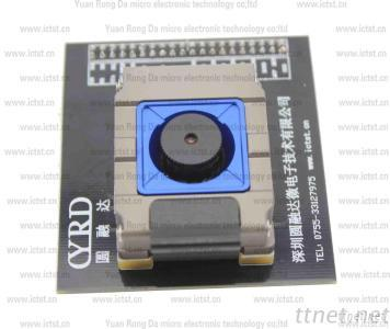 OV13850CSP-V3.0 BGA Test Socket Test Fixture
