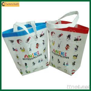 Promotional PP Non-Woven Shopping Laminated Bag