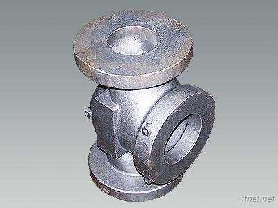 Steel Valve Parts Casting