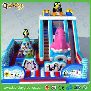 Moonwalk House Inflatable Castle Jumper Bounce For Kids Outdoor Game