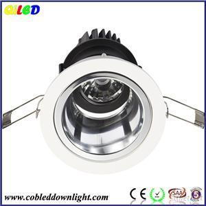 6W 8W 10W Recessed Cob Wall Washer Downlight, Step Wall Wash Downlight