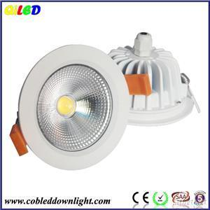 Waterproof Outside Bathroom LED Downlight Ip65, 10W IP65 COB Downlight