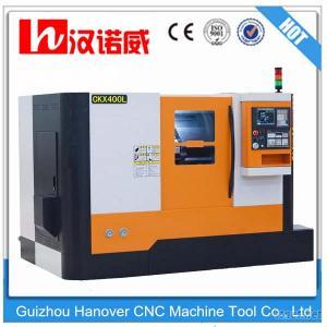 CKX400L--Hanover E-Type Slant Bed CNC Lathe Machine Tools With Tool-Turret