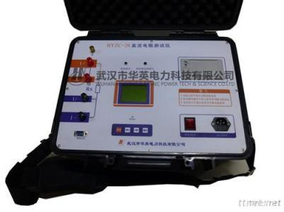 Winding Resistance Tester
