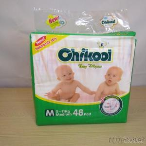Breathable Soft Care Baby Diaper