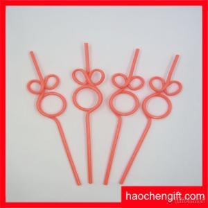 Eco-Friendly Thick Plastic Flexible Drinking Straw