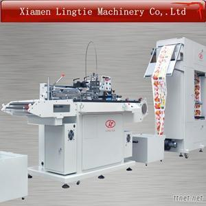 Auto Roll To Roll Color Labels For Cars Screen Printing Machine