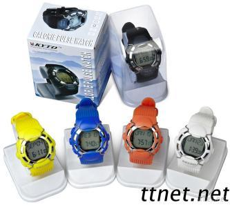 Heart Rate Monitor Sport Watch/ Pulse Detector Watch From Direct