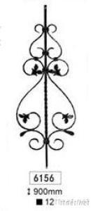 Wrought Iron Balustrade For Fence Panels