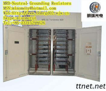 Used For Power Plant Distribution Equipment---NGRs Neutral Grounding Resistors