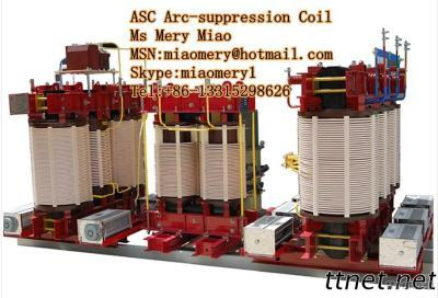 (MRD-ASC) Arc Suppression Coil with Adjustable Trip