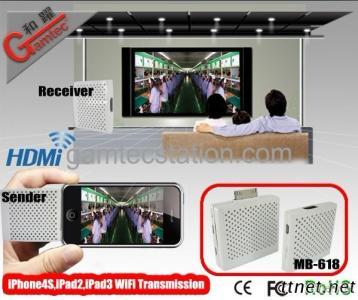 Long Range Wireless Mini TV HDMI Transmitter