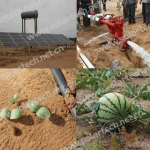 Solar Agriculture Irrigation System