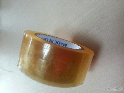Solvent Natural Rubber Adhesive BOPP Tape