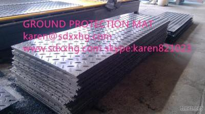 UHMWPE/HDPE Ground Protection Mat