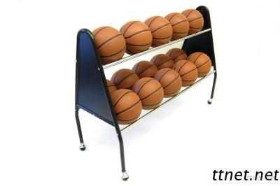 2-Tier Ball Cart