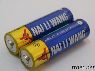 AA Alkaline Battery For Electric Toy
