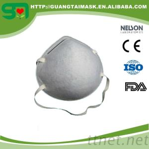 4 Ply N95 Solid Face Mask