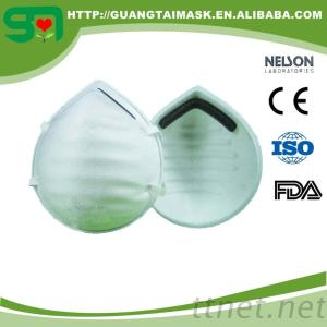 3 ply N95 solid face mask