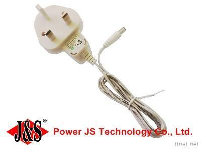5V 1A Universal Adapter With Bs Plug