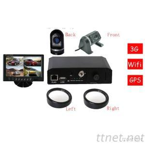 GPS WiFi 3G Mobile DVR Recorder