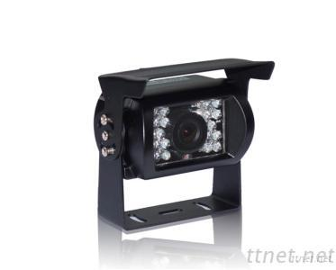 Front Rear Side View Car Waterproof Camera With Night Vision Metal Case