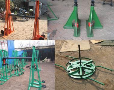 Cable Drum Jacks&Cable Drum Handling
