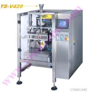 Small Snack Food Packaging Machine, Confections Packer, Powder Bagger