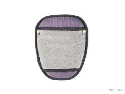 Seat Belt Confort Pad Grey