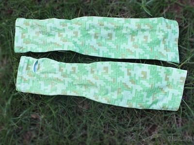 Colourful Lprinted Arm Sleeve for Lady
