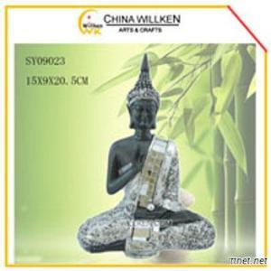 New Resin Buddha Statue For Home Decoration