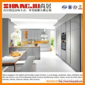 Modern High Gloss Customized Kitchen Cabinet In Low Price