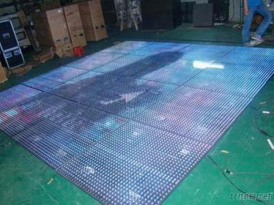 P16 LED Dance Floor, LED Video Display Tile