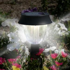 Solar Garden Light with Ultrasonic Mosquito/Pests Repeller