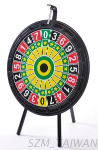 Roulette Game Set, 75cm Height