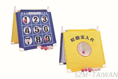 DOUBLE-SIDED BASEBALL GAME