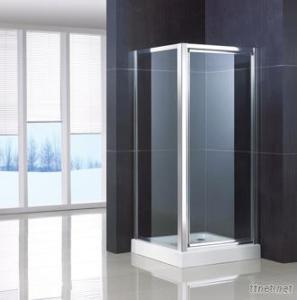 Pivot Shower Door (WA-PS090) With Double-Side Easy Clean Nano Coating