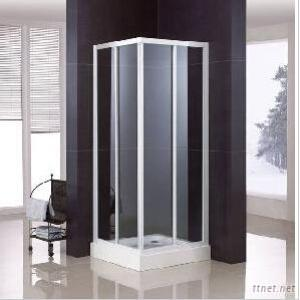 Corner Shower Room (WA-C090) with Double-Side Easy Clean Nano Coating