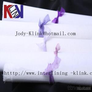 Superb Coating Cotton Fusible Interlining