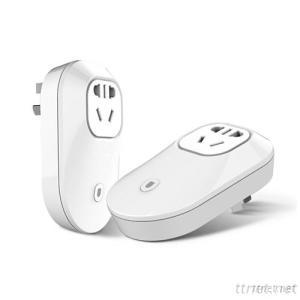 WiFi Wireless Remote Control Socket Mobile Phone Remote Switch Electrical Appliances Smart Home Furnishing