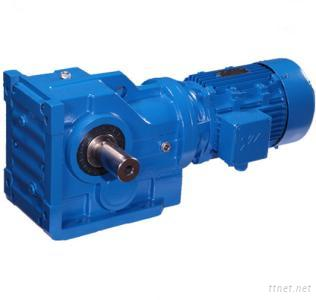 K Series Helical-Bevel Gearmotor Right Angle Gearbox Speed Reducer SEW