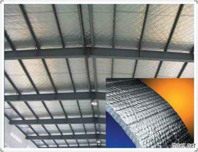 Aluminum Foil Fire-Retardant Double Bubble Heat Insulation