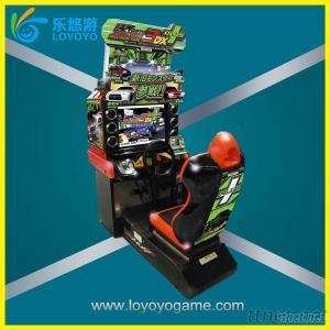 Original Version Maximum Tune 3DX Plus Arcade Game Machine