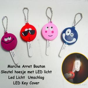 LED Key Cover