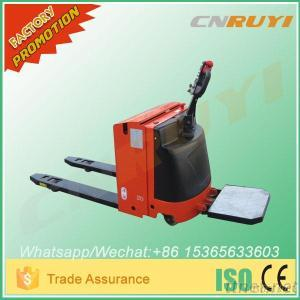 Full Electric Pallet Truck With Heavy Duty Design