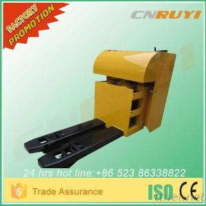 10T Large Capacity Electric Pallet Truck