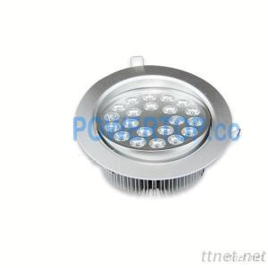 21W High Power LED Downlight