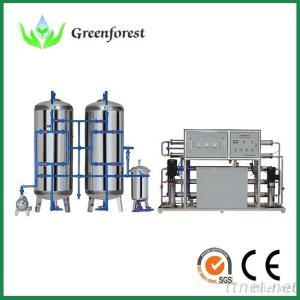2000L/H RO Water Purification