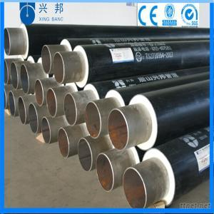 Pre Insulated Steel Pipe For Underground Heating And Cooling